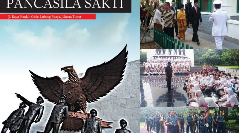 Monumen Pancasila Sakti Pusat Sejarah Tni