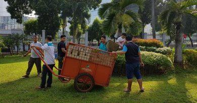 Pelaksanaan Korve di Lingkungan Pusjarah TNI