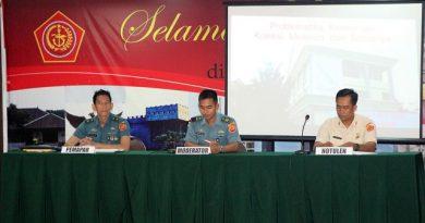 Forum Diskusi Pusjarah TNI Tentang Konservasi Koleksi Museum